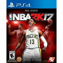 NBA 2K17 - Playstation 4 PS4 - Manual included - $4.85