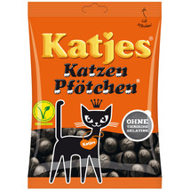 Katjes Katzen Pfötchen/ Kitty Paws gummy bears -FREE SHIPPING - $7.91