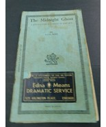 """Vintage Theater Play Books Samuel French Dramatists Plays """"The Midnight ... - $45.00"""