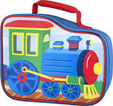 Train Shaped Insulated lunchbox-BY Thermos Co. - $15.95