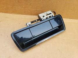 06-12 Nissan Armada Rear Hatch Tailgate Liftgate Trunk Exterior Door Handle image 2