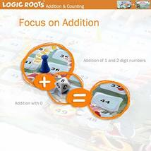 LogicRoots Number Counting, Sequencing and Addition Math Games and 6 Puzzles 53  image 4