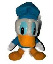 Disney Donald Duck Mickeys Christmas Carol Plush Stuffed Animal Toy Vintage - $11.56