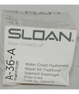 Sloan Water Closet Flushometer Repair Kit Traditional Segment Diaphragm ... - $18.79