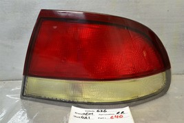 1993-1997 Mazda 626 Right Pass OEM tail light 40 4P1 - $14.84
