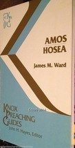 Amos, Hosea (Preaching Guides) Paperback February 1982 Preaching Guide B... - $13.69