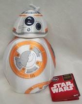 "Disney Star Wars The Force Awakens BB-8 Robot Droid 7"" Plush Stuffed Toy New - $19.80"