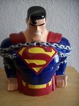 1997 Warner Bros. DC Comics Superman Cookie Jar - $100.00