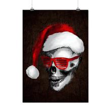 Swag Santa Claus Fashion  Matte/Glossy Poster A0 A1 A2 A3 A4 | Wellcoda - $7.99+