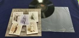 Various Artists ~ Country Memories ~ MCA Records ~ MCA-39059 ~ Vinyl Record - £1.60 GBP