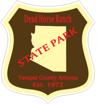 Dead Horse Ranch Arizona State Park Sticker R6960 - $1.45+
