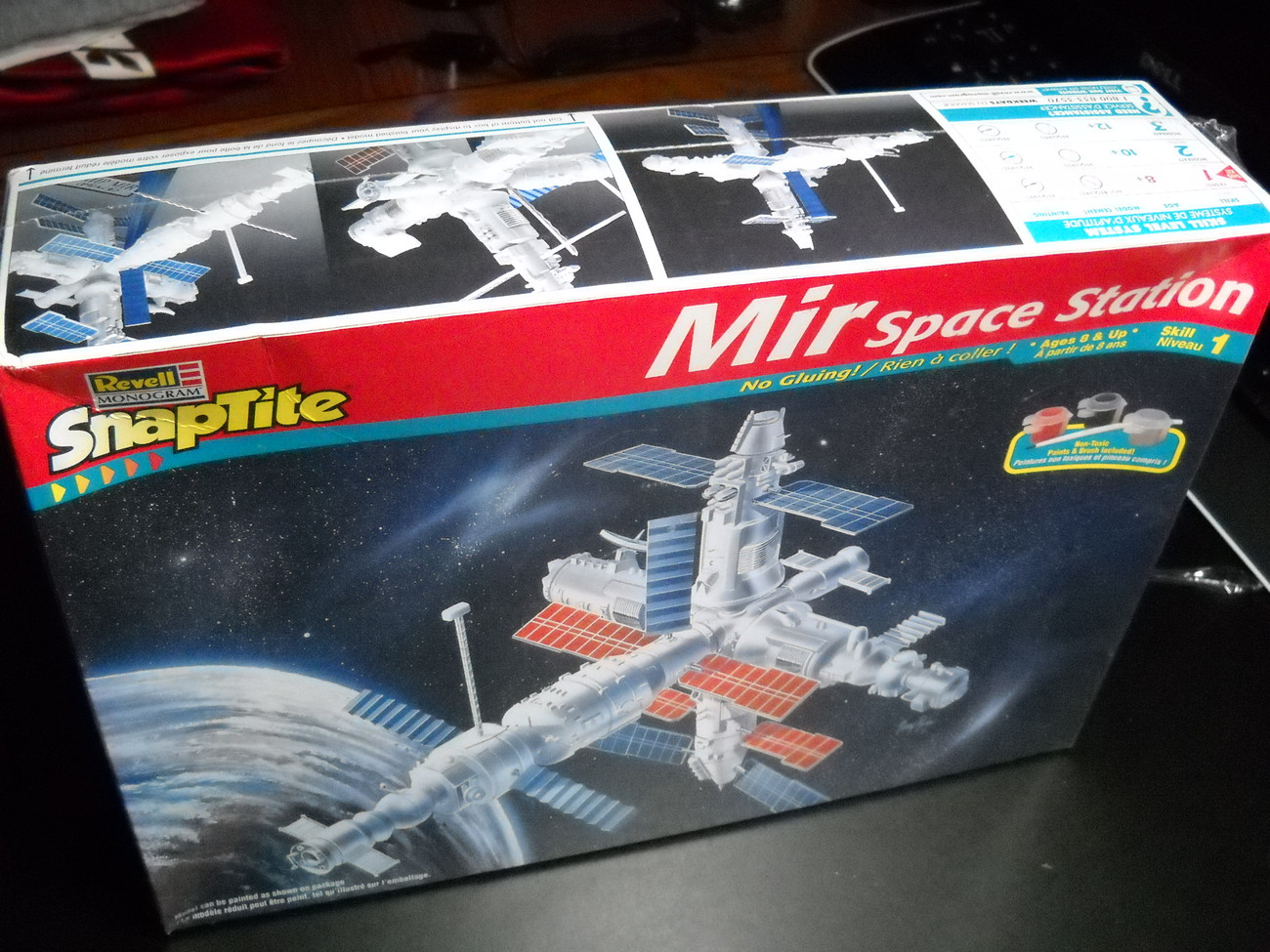revell space station - photo #7