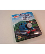 Britt Allcroft Thomas And Friends Railway Rhymes 51199 Book Hardcover - $8.94