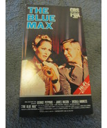 Blue Max  [VHS] George Peppard - $3.00
