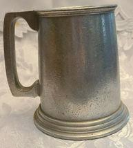 Vintage Drexel Institute of Technology Science Industry Art Pewter Mug 1891 image 4