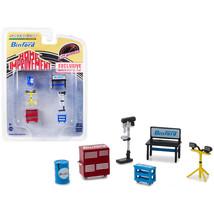 Binford Tools 6 piece Shop Tools Set Home Improvement (1991-1999) TV Series Hobb - $13.08