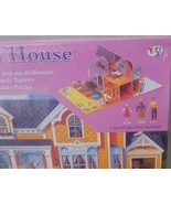 Child's Book. 1993 Pop Up Sound Up My Doll House.  Factory Sealed.  Vint... - $95.00