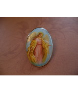 Angel with Wings Religious Souvenir Lapel Hat Pin - $5.99