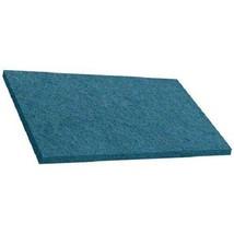 "Joshen 14"" x 20"" Blue Cleaner Scrub Floor Pads Rectangle Pack of 5 MPN 4... - $34.99"