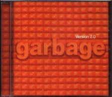 GARBAGE Version 2.0 CD 1998 Almo Sounds