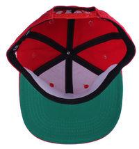 40oz Forty Ounce NYC Big Apple New York Old English Red Snapback Baseball Hat image 7