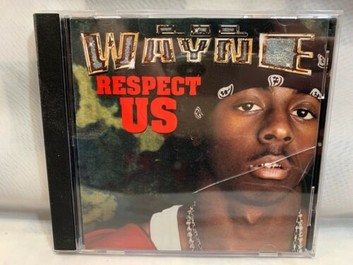 Primary image for Lil Wayne Respect Us CD (PROMO Single)
