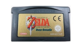 The Legend of Zelda A Link to the Past & Four Swords GBA Game Boy Advanc... - $11.99