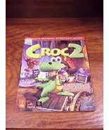 Croc 2 Prima's Official Player's Guide Book, for PCs, nice shape, Mel Odom - $8.95