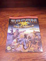 SOCOM U.S. Navy Seals Prima Official Strategy Guide Book, for Playstation2, PS2 - $7.95