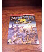 SOCOM U.S. Navy Seals Prima Official Strategy Guide Book, for Playstatio... - $7.95