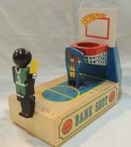Basketball coin bank by Melissa & Doug - Bank shot #2523 - $15.00