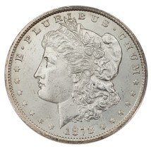 1878-CC $1 Morgan Silver Dollar in Choice BU Condition, Excellent Eye Ap... - $410.84