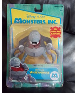 2001 Disney Pixar Monsters Inc CEO Henry J Waternoose Figure In The Package - $29.99