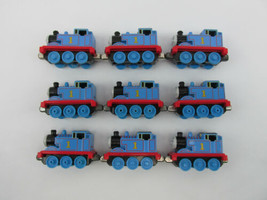 Lot of 9 Thomas & Friends THOMAS Train Engines 2012 ~ Party Favors, Gifts - $10.77