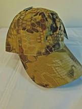 Kryptek Highlander Adjustable Baseball Cap With US Flag           AC - $14.85
