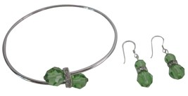 Quality Jewelry Guaranteed Low Price Peridot Crystals Bracelet - $23.13