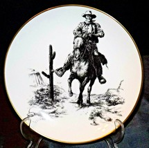 """In memory of """"America's Most Loved"""" by Clarence Thorpe 7406 with plate hanger AA"""