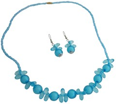 Find Christmas Gifts For Girls Gorgeous Blue Jewelry - $8.18