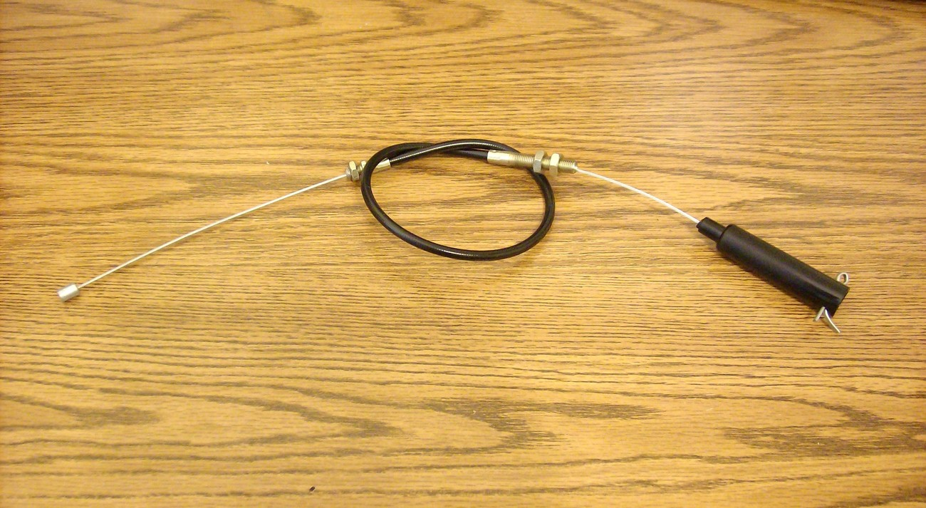Snapper rear engine rider lawn mower brake cable 2-2344