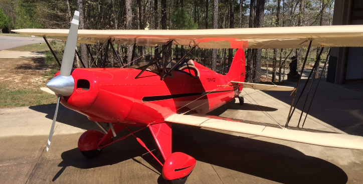 2001 BIPLANE HOMEBUILT For Sale In Clinton, AR 72031
