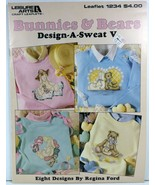 Bunnies & Bears Design a Sweat V by Regina Ford - $2.99