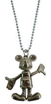 Walt Disney Jewelry Movable Micky Mouse Necklace - $8.83