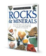 Eyewitness BooK: Rocks & Minerals ~ Rock Hounding - $12.95