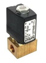 NEW BURKERT 137794P PLUNGER VALVE 2/2 WAY 24VDC, 4W, TYPE: 6011 , 137794
