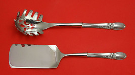 White Orchid by Community Plate Silverplate HHWS  Italian Set Custom Made - $98.00