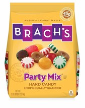 10 lbs. pounds Brach's 800 Individually Wrapped Hard Candies 2 bags EXPEDITED - $19.24