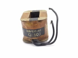 GENERAL ELECTRIC 22D82G103 COIL 208/220V/60CY image 2