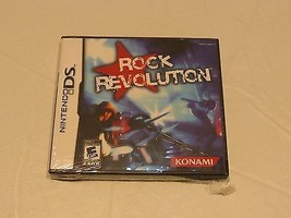 Rock Revolution Nintendo DS Nuevo Game Boy Game Boy Banda 'Everyone' par... - $9.61