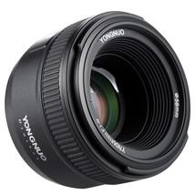 YongNuo YN50mm Camera Lens F1.8 Large Aperture AF Auto Focus FX DX Full ... - $115.60