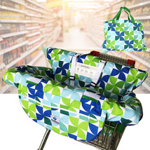 Baby Comfortable Shopping Trolley Cart Seat Pad High Chair Covers Protect - $58.00